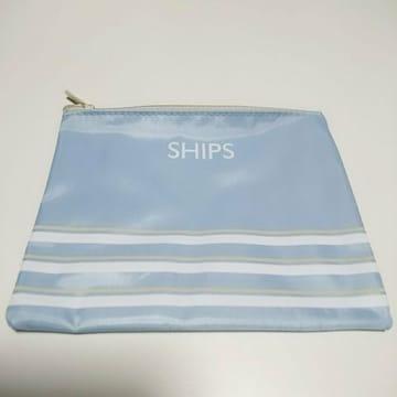 SHIPS シップス フラットポーチ 雑誌付録