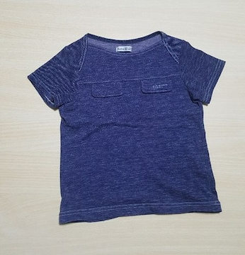 BeBe★デザインTシャツ★男女兼用〜110size