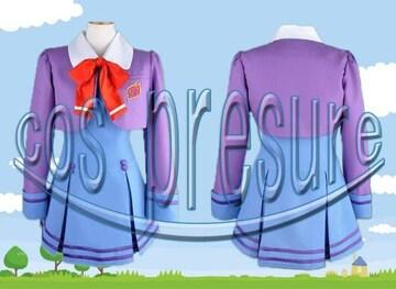 Yes!プリキュア5 学園制服2年生・赤◆コスプレ衣装