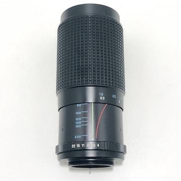 Z187 RMC Tokina 80-200mm 1:4 カメラ ズームレンズ レンズ