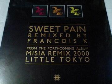 即決 ミーシャMisia「SWEET PAIN」 FRANCOIS-K REMIX 限定アナログ盤