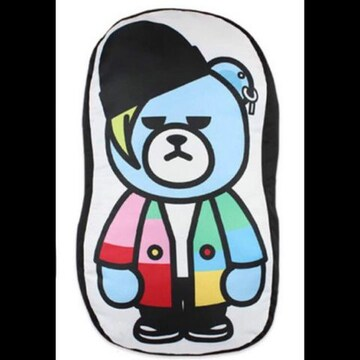 BIGBANG G-DRAGON ジヨン ダイカットクッション 非売品
