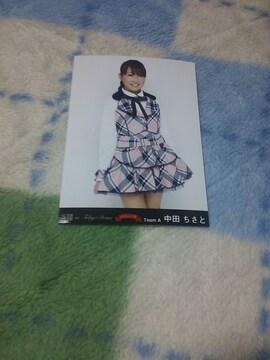 AKB48 東京ドーム中田ちさと特典写真