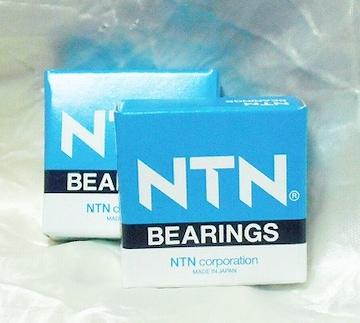 NTN ベアリング 6200LLU 2個セット ホイール 2E9 内径10mm 外径30mm 新品即