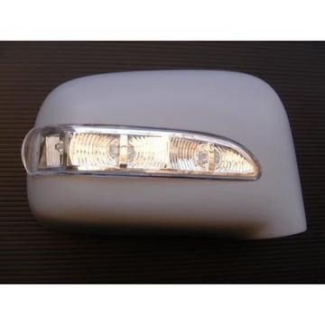 ホンダ 未塗装LEDドアミラーウィンカーカバー オデッセイRA1-5(94y〜99y)