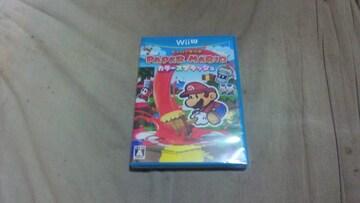 【新品Wii U】ペーパーマリオ カラースプラッシュ