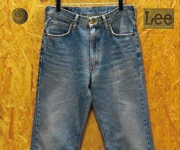 廃盤リーLEEライダース201レギュラーストレートW30 股下86cm
