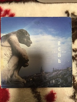 L'Arc-en-Ciel☆「REAL」CDアルバム