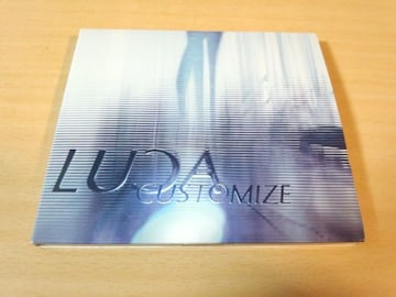 LUCA CD「CUSTOMIZE」ルカ ビジュアル系●