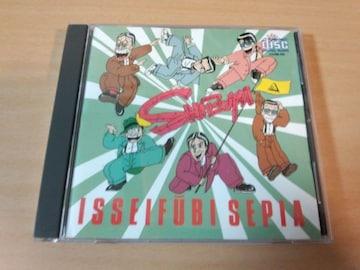 一世風靡セピアCD「SHIBUYA」ISSEIFUBI SEPIA哀川翔 柳葉敏郎●