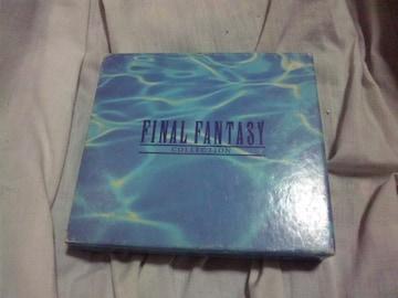 【PS】ファイナルファンタジーコレクション 4・5・6