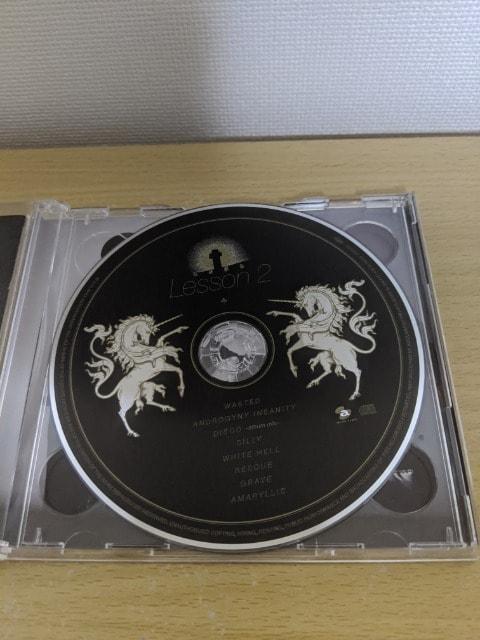 SADS(サッズ)「Lesson 2」〈初回盤DVD付〉黒夢/清春 < タレントグッズの
