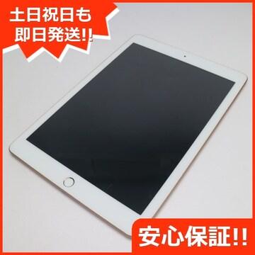 ●美品●iPad 第6世代 Wi-Fi 128GB ゴールド●