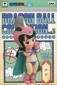 チチ 「ドラゴンボール」 DRAGONBALL COLLECTION vol.3