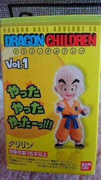 ドラゴンボール アドバージ ドラゴンチルドレン vol.1 クリリン 未開封 新品