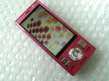 *D705i* ほぼ新品未使用品☆  超希少**。.☆ピンク