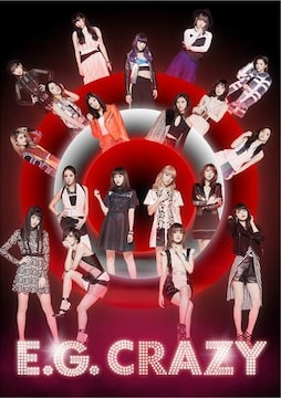 即決 E-girls E.G.CRAZY 初回盤 2CD+3DVD スマプラ 写真集