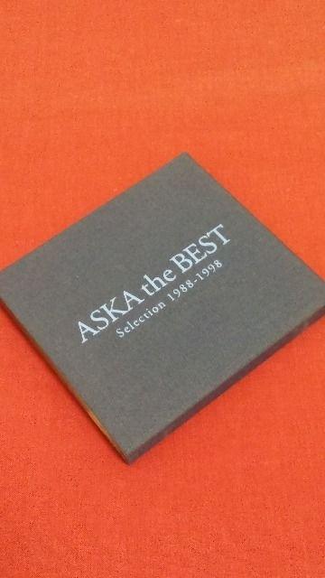 【送料無料】ASKA(BEST)  < タレントグッズの