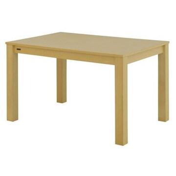 ダイニングテーブル(120cm幅) ナチュラル LUM70-120T_NA