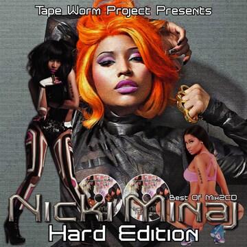 Nicki Minaj 豪華2枚組50曲 最強 Hard Best MIxCD