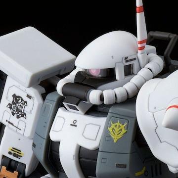 限定 RG  MS-06R-1A エリック・マンスフィールド専用ザクII