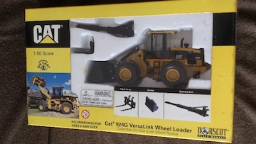 CAT  【キャタピラー】 924G  VersaLink  Wheel  Loader
