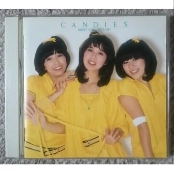 KF キャンディーズ ベスト・コレクション BEST COLLECTION