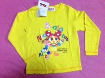 新品■Sサイズ(90−100cm)■KLC長袖Tシャツ