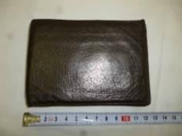 鑑定済み本物ボッテガヴェネタ■2つ折財布