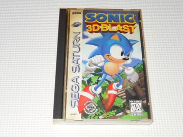 SS★SONIC 3D BLAST 海外版
