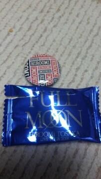 FULL MOON 缶バッチ 未使用