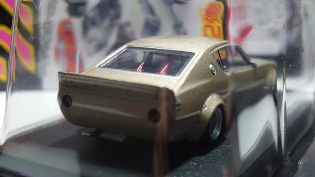 1/64・アオシマ・グラチャン12・LBワークス・ケンメリ2Dr・�A・1972年式(C110) < ホビーの