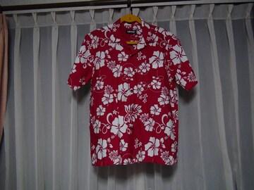 GREEDのアロハシャツ(M)!。