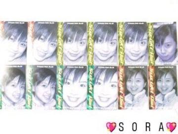 【鈴木あみ】トレーディング.コレクションカード.トレカ12枚セット�L