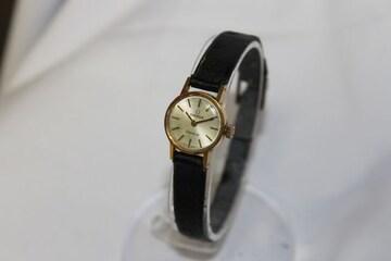 OMEGA☆オメガ レディース ジュネーブ 腕時計 手巻き