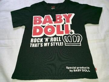 ♯BABYDOLL♯ミッキーTシャツ130ベビードール サイズ違いあり