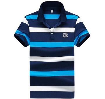 今季新作メンズポロシャツ Poloシャツ 半袖 立ち襟M~4XL/AK265