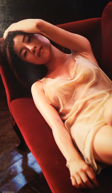 川村ひかる・そめやゆきこ…【スコラ】2000年9月号 < タレントグッズの