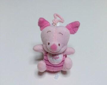 ベビーピグレット★フック付き マスコット