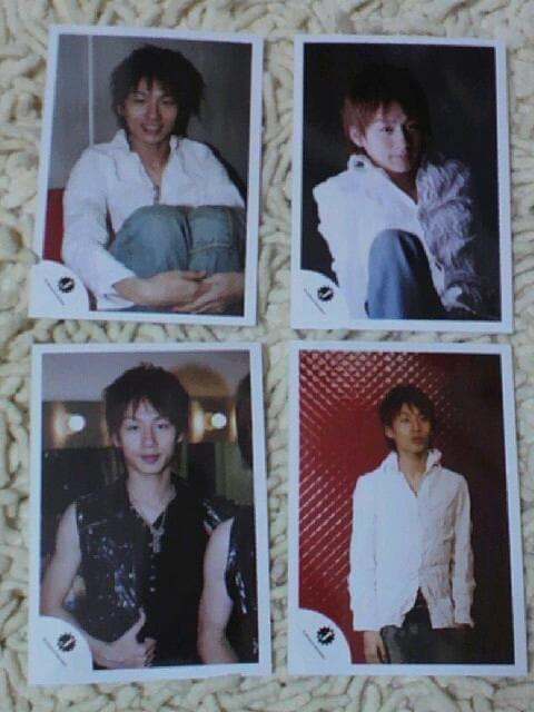 Looking KAT-TUN 2005☆中丸雄一オリジナルフォト☆ジャニーズ  < タレントグッズの