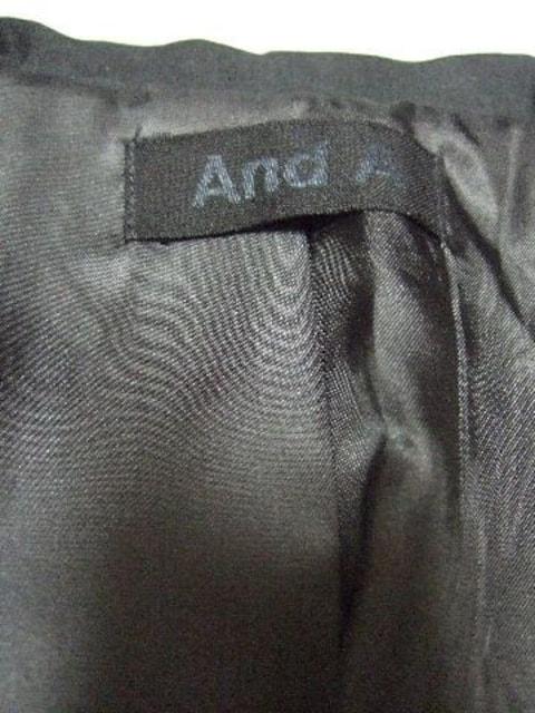 ◇And A◇アンドエー◇ジレベスト◇ < ブランドの