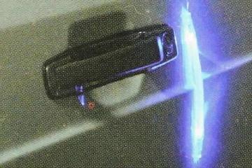 ☆光る!☆LEDマジックイルミネーション ドア、ライト、グリル