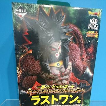 一番くじ ドラゴンボール ラストワン賞 ブロリーダー フィギュア