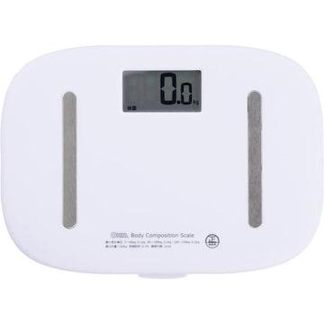 総額1171円デジタル体重計 体組成計 オーム電機 体脂肪率