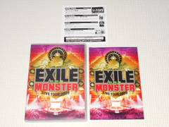 DVD★EXILE LIVE TOUR 2009 THE MONSTER 2枚組