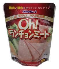オキハム 沖縄生まれ Oh! ランチョンミート 85g N28-1