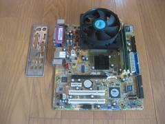 ★中古★ ASUS P5VD2-MX マザーボード