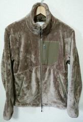 sandinista shaggy boa fleece jacket フリース