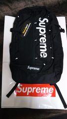 ぶらりウォッチ厳禁 17S/S  Backpack   BLACK  未使用品