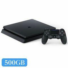 新品未開封 PlayStation4 ジェット・ブラック 500GB